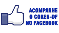Acompanhe o Coren-DF no Facebook